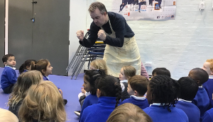 Play in a Day, Anti-Bullying, Konflux Theatre, KS1 Workshops, Key Stage 1, Creative Learning Workshop,