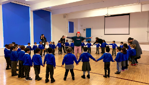 Konflux Theatre, Play in a Day, Anti-Bullying, Primary, Theatre in Education