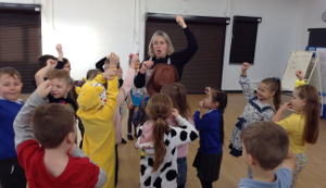 Konflux Theatre, Anti-Bullying, Play in a Day, Theatre in Education
