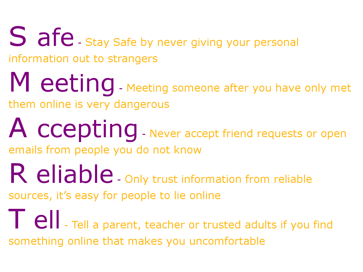 E-Safety teaching resource
