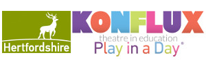 Sustainable Travel with Hertfordshire Council and Konflux Theatre