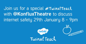 Twinkl and Konflux Theatre Internet Safety